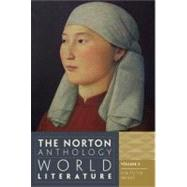 Norton Anthology of World Literature, Shorter 3rd Edition.  Volume 2 by PUCHNER,MARTIN, 9780393919615