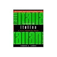 Italian A Self-Teaching Guide by Lèbano, Edoardo A., 9780471359616
