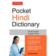 Tuttle Pocket Hindi Dictionary: Hindi-English English-Hindi by Delacy, Richard, 9780804839617
