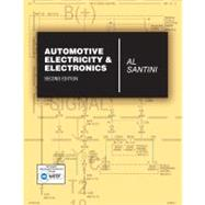 Automotive Electricity & Electronics by Santini, Al, 9781428399617