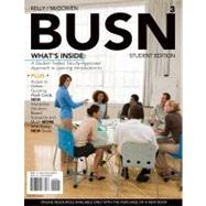 BUSN (with Review Cards and Introduction to Business CourseMate with eBook Printed Access Card) by Kelly,Marcella, 9781439039618