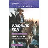Warrior Son by Herron, Rita, 9780373749621