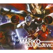 The Marvel Art of Marko Djurdjevic by Djurdjevic, Marko, 9780785139621