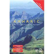 Colloquial Amharic by Appleyard,David, 9781138949621