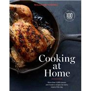 Williams-Sonoma Cooking at Home by Williams, Chuck; Poulos, Con, 9781616289621