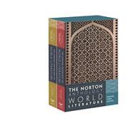 Norton Anthology of World Literature Set - VI and V2 by PUCHNER,MARTIN, 9780393919622