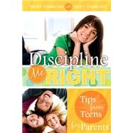 Discipline Me Right by Simmons, Mary, 9780882909622