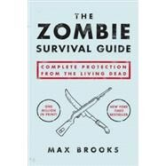 The Zombie Survival Guide by BROOKS, MAX, 9781400049622