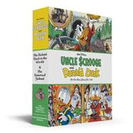 Walt Disney's Uncle Scrooge and Donald Duck Gift Box Set by Rosa, Don; Gerstein, David, 9781606999622