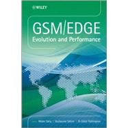 GSM/EDGE Evolution and Performance by Saily, Mikko; Sébire, Guillaume; Riddington, Eddie, 9780470669624