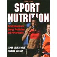 Sport Nutrition - 2nd Edition by Jeukendrup, Asker, 9780736079624