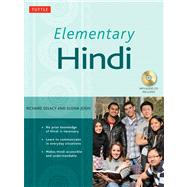 Elementary Hindi by Delacy, Richard, 9780804839624