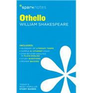 Othello SparkNotes Literature Guide by SparkNotes; Shakespeare, William, 9781411469624