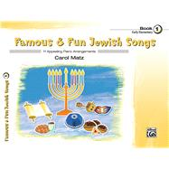 Jewish Holiday and Folk Songs by Matz, Carol (COP), 9781470629625