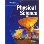 Glencoe Physical Science, Student Edition by Unknown, 9780078779626
