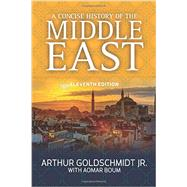 A Concise History of the Middle East by Goldschmidt, Arthur, Jr.; Boum, Aomar, 9780813349626