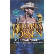 Lone Star Nights Cowboy Trouble Bonus by Fossen, Delores, 9780373789627