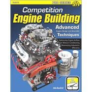 Competition Engine Building by Baechtel, John, 9781934709627
