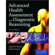 Advanced Health Assessment and Diagnostic Reasoning (Book with Access Code) by Rhoads, Jacqueline, Ph.D.; Peterson, Sandra Wiggins, 9781449699628