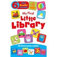 My First Little Library by Igloobooks, 9781788109628