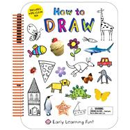 How to Draw by Priddy Books; Meserve, Adria, 9780312519629