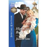 High Country Baby by Sims, Joanna, 9780373659630