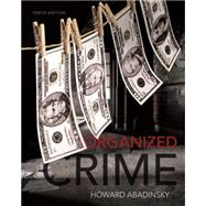 Organized Crime by Abadinsky, Howard, 9781133049630