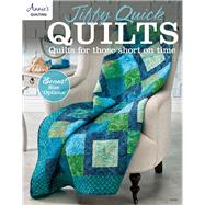 Jiffy Quick Quilts by Annie's, 9781573679633