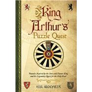 King Arthur's Puzzle Quest by Wolfrik, Sir, 9781853759635