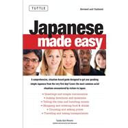 Japanese Made Easy by Monane, Tazuko Ajiro, 9784805309636