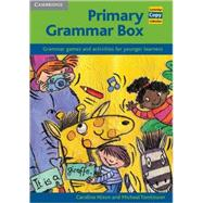 Primary Grammar Box: Grammar Games and Activities for Younger Learners by Caroline Nixon , Michael Tomlinson, 9780521009638