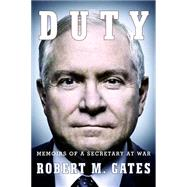 Duty by GATES, ROBERT M, 9780307949639