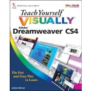 Teach Yourself VISUALLY Dreamweaver CS4 by Warner, Janine, 9780470339640