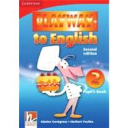 Playway to English Level 2 Pupil's Book by Günter Gerngross , Herbert Puchta, 9780521129640