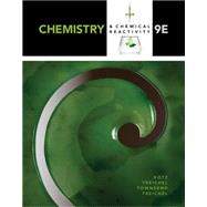 Chemistry & Chemical Reactivity by Kotz, John C.; Treichel, Paul M.; Townsend, John; Treichel, David, 9781133949640