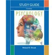 Study Guide for Myers Psychology by Myers D., 9781429299640