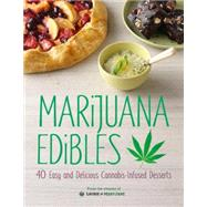 Marijuana Edibles by Wolf, Laurie; Thigpen, Mary, 9781465449641