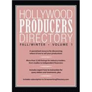 Hollywood Producers Directory by Douma, Jesse; Perez, Dinah, 9781599639642