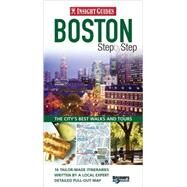 Insight Guides Boston Step by Step by Insight, 9789812589644