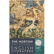 Norton Anthology of English Literature, The Major Authors (Ninth Edition) (Volume 1) by GREENBLATT,STEPHEN, 9780393919646
