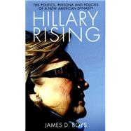 Hillary Rising by Boys, James D., 9781849549646