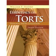 Essentials of Torts by Statsky, William P., 9781401879648