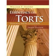 Essentials of Torts by Statsky, William P., 9781401879648