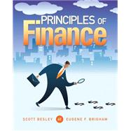 Principles of Finance by Besley, Scott; Brigham, Eugene F., 9781285429649