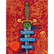 Tattoo Activity Book by Frederiksen, Magnus; Cronstedt, Ebba, 9789185639649