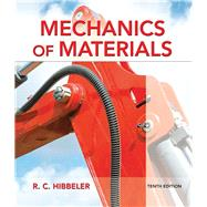 Mechanics of Materials by Hibbeler, Russell C., 9780134319650
