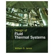 Design of Fluid Thermal Systems by Janna, William S., 9781285859651