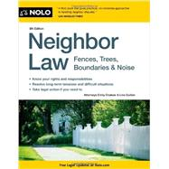 Neighbor Law by Doskow, Emily; Guillen, Lina, 9781413319651