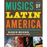 Musics of Latin America by CLARK,WALTER, 9780393929652