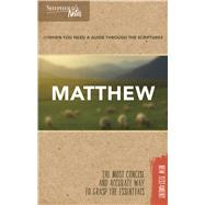 Shepherd's Notes: Matthew by Gould, Dana, 9781462749652